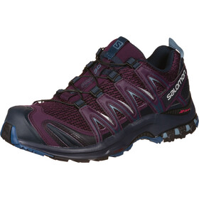Salomon XA Pro 3D Shoes Women purple/navy blaze/bluestone